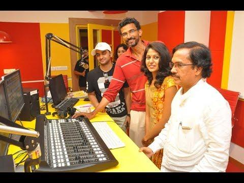 Fidaa Movie First Song Vachinde Launch at Radio Mirchi 98 3 FM