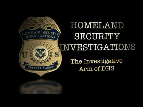 Homeland Security Investigations Hsi An Introduction Youtube