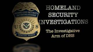 Homeland Security Investigations (HSI) - An Introduction
