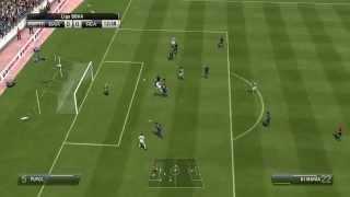 FIFA 13 (PC) - Gameplay - Barcelona vs Real Madrid (Legendary)
