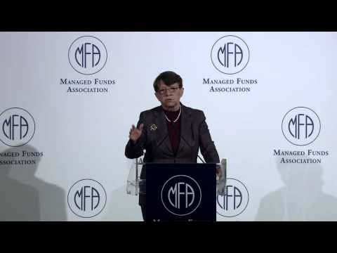 SEC Chair Mary Jo White Remarks at MFA's Outlook 2015
