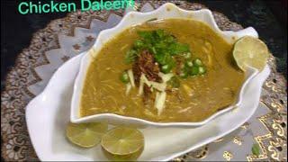 Easy Spicy Chicken Daleem Desi Recipe cook by RJ kitchen