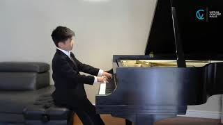 Simon Yao, piano - Sound Espressivo Laureates' Recital