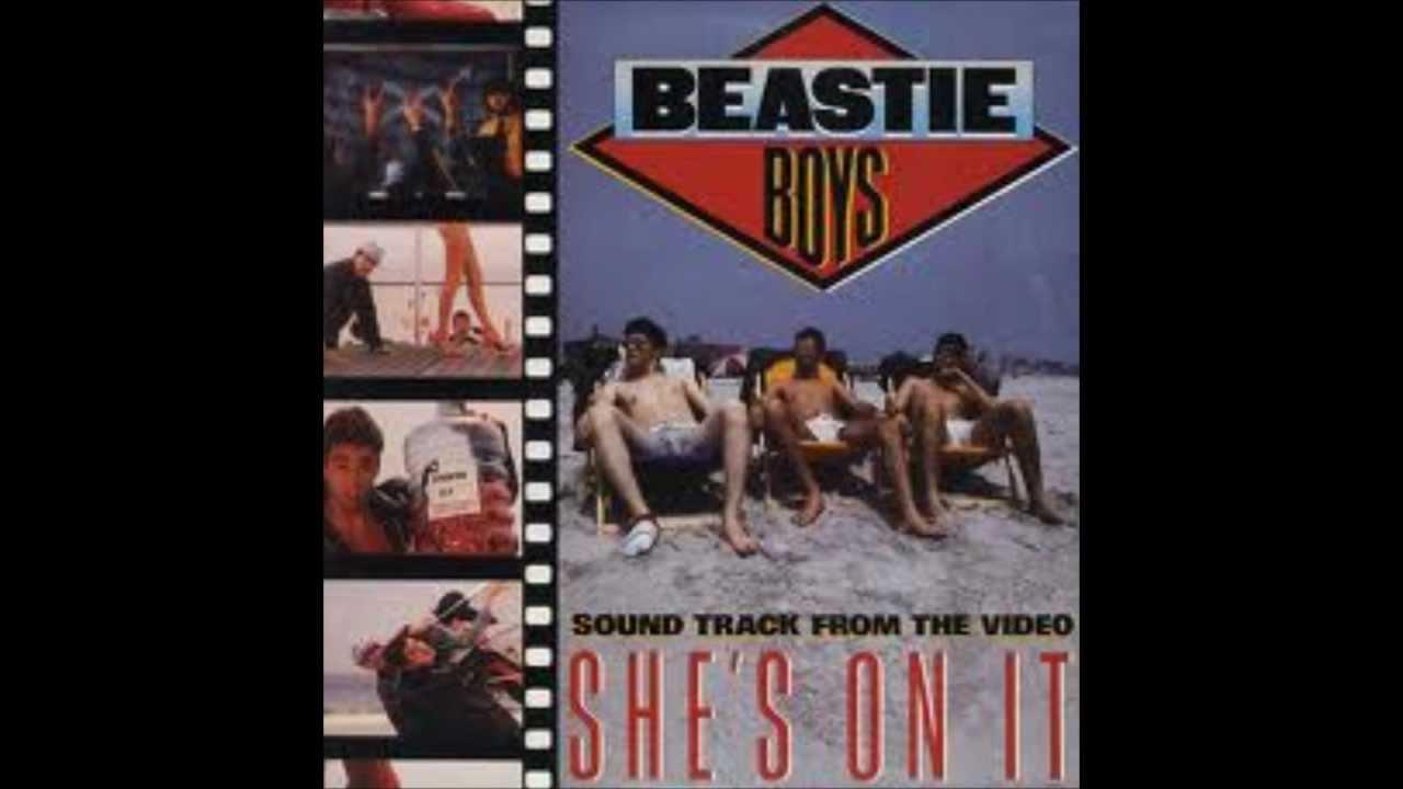 Beastie Boys - She's On It