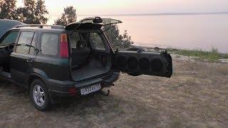 Ural AS-DB250MT 4 шт на улицу , усилитель Pride FR600/2