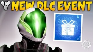 Destiny: NEW DLC EVENT INFO! SRL Ornaments, Record Book Rewards & Racing Gameplay (The Dawning)