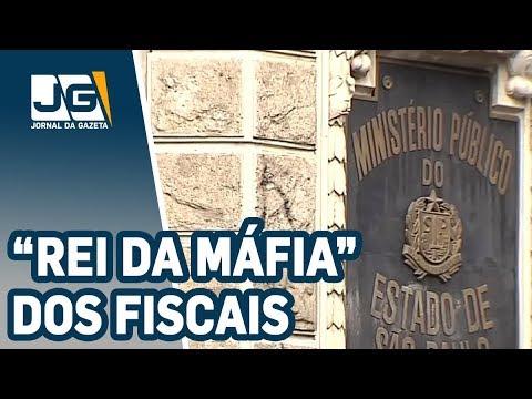 """Preso em SP homem conhecido como """"rei da máfia"""" dos fiscais"""