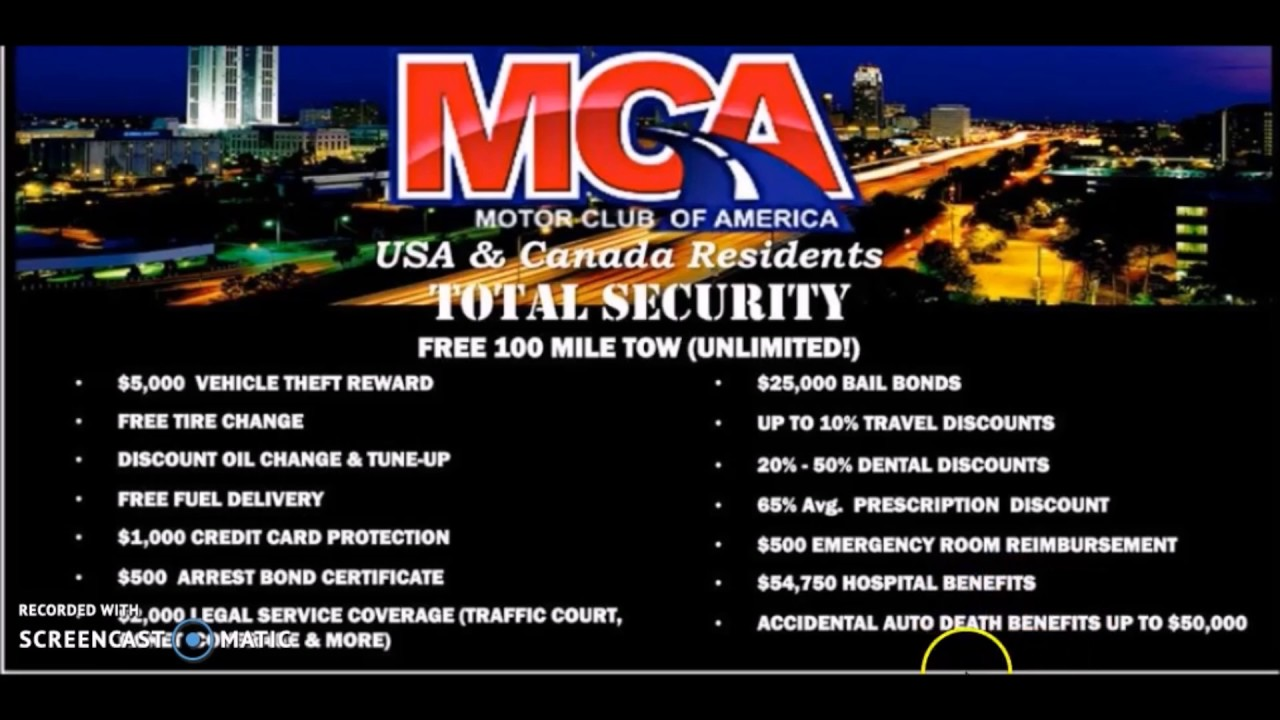 Motor Club Of America How To Get 3 Sales Per Day In