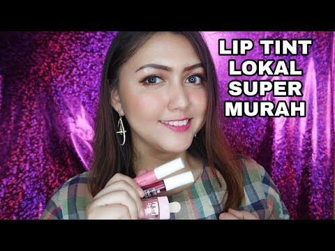 save-your-budget-ep-2-:-lip-tint-lokal-super-murah-dan-bagus-|-khansamanda