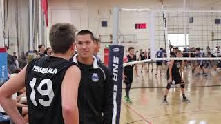Jack Harris 2018 Volleyball Video
