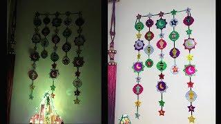 ستاره من  زينة رمضان  لتزيين الحائط من الفوم |  Diy Ramadan Decor | رمضان كريم