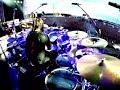 Jay Weinberg - Psychosocial Live Drum Cam (Rockfest 2019)
