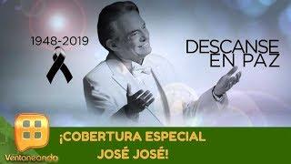 Cobertura Especial José José. | Programa del 29 de septiembre de 2019 | Ventaneando