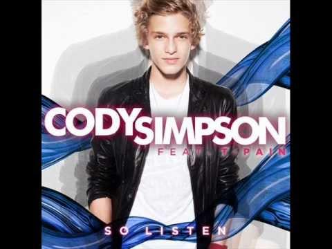 UK Buy Cody Simpson - So Listen (on our itunes!!)