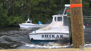 2014 Pocomoke Boat Docking Contest