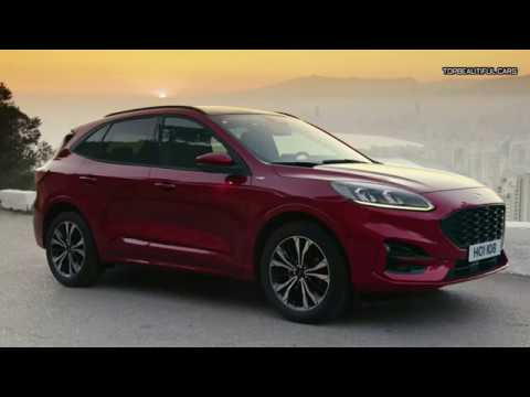 Ford Kuga ST Line 2020 Exterior and Interior