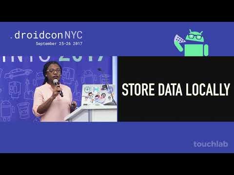 droidcon NYC 2017 - No Internet? No Problem!