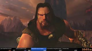 Garshasp: The Monster Slayer – Any% in 42:36 (World Record)