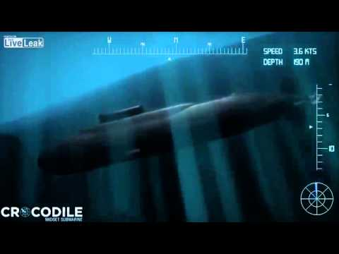 New high tech submarine for Chilean navy