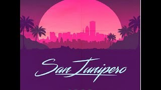 "MovieClip - ""San Junipero"" from ""Black Mirror"" (Womans love at 80's)"