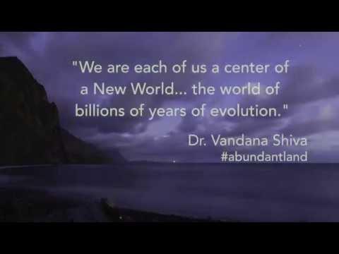 Vandana Shiva Quote- Wailau Stars