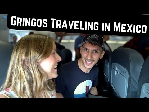 Our FIRST TIME on a Mexican Airline!