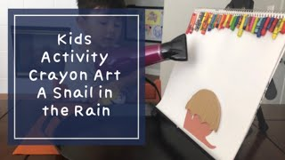 Kids Toddler Art Activity | Cr…