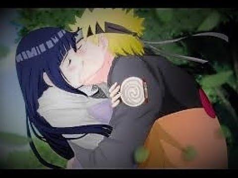 Naruto And Hinata Share Their First Kiss Muzik Khalithalek Amana Li Bini Ou Binha Cheb Hassni Youtube