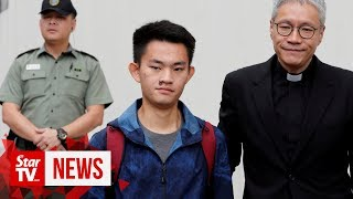Hong Kong frees murder suspect whose case triggered protest crisis