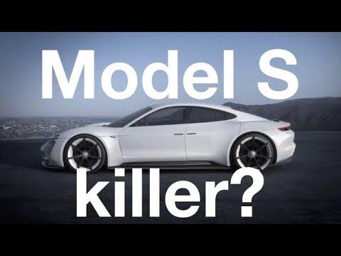 Porsche Taycan: What we know