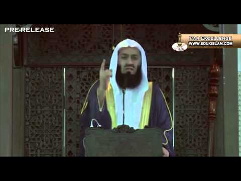 Jumuah Lecture - Our Time In This World Is Limited, Make Every Moment Count - Mufti Ismail Menk