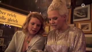 Inas Nacht Bierdeckelfragen an Annette Frier