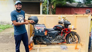 ആമിന നാട്ടിലെത്തി😍 / Amina Reached Kerala