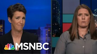 Mary Trump Shares Family Anecdote Of Trump Disdain For Military Service | Rachel Maddow | MSNBC