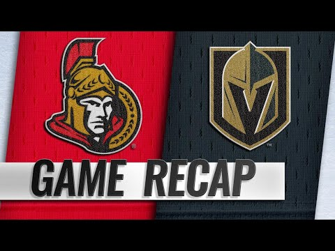 Marchessault's penalty shot lifts Vegas to OT win
