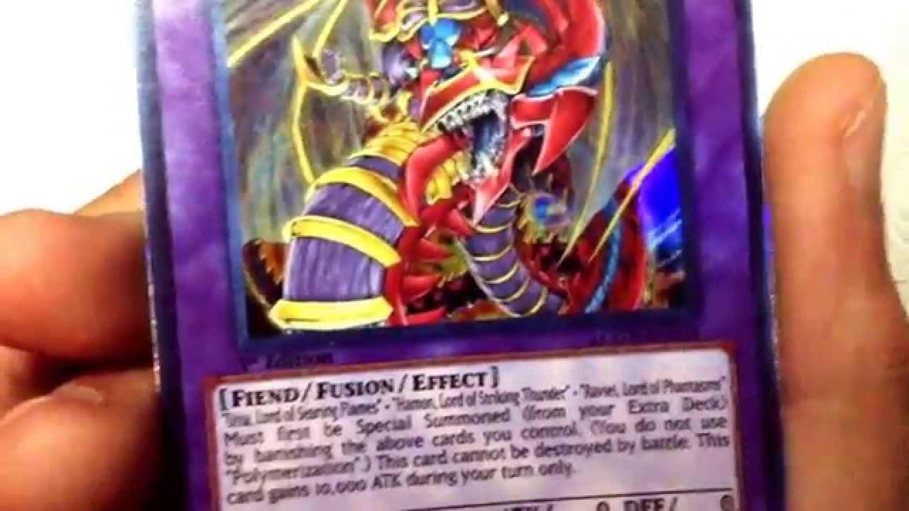 Yugioh card Armityle the chaos phantom (review) - YouTube  Yugioh card Arm...
