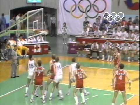 USSR vs Yugoslavia - Men