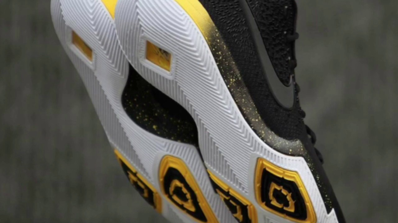 size 40 305dd a0eb2 More Images Of The Black And Yellow Nike Kyrie 3