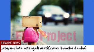 Cover Jatayu-cinta Setengah Mati_boneka Danbo