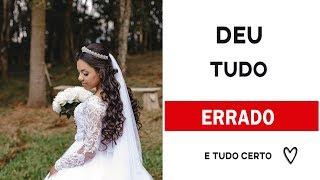 FIZEMOS O CASAMENTO DE UMA LEITORA! | Anna Granado