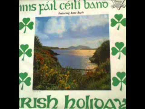 Inis Fáil Ceili Band featuring Anna Boyle - Irish Holiday