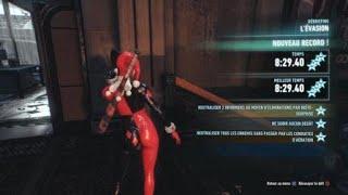 BATMAN™: ARKHAM KNIGHt Predator Jailbreak Harley Quinn