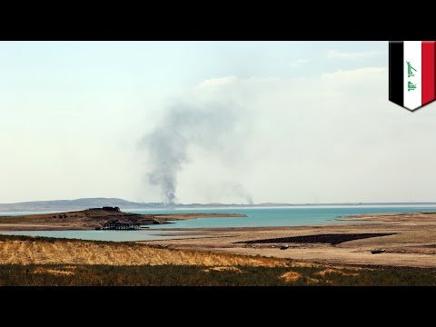 ISIS threat: US air raids help Iraqi and Kurdish Peshmerga forces retake strategic Iraqi dam from ma