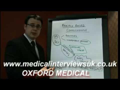Medical Interview - NHS Funding: PBC | Oxford Medical