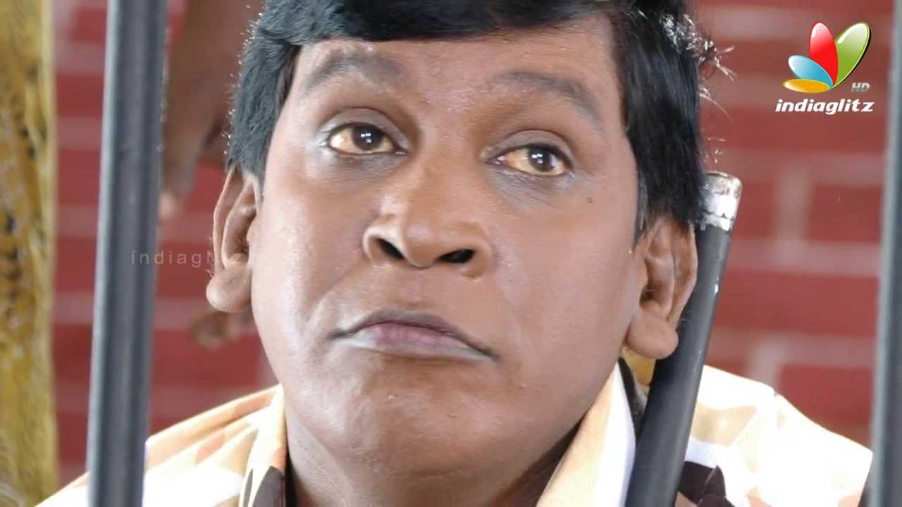 Vadivelu to compete with Santhanam | Comedy | Hot Tamil ... Vadivelu Comedy Dialogues In Tamil