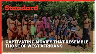 Meet members of Northwood African films who produce movies that resemble those of West Africans
