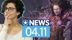 Wenn ihr StarCraft 3 wollt, seid einfach laut genug - News