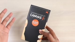 Micromax Canvas 2 2017 Unboxing, Hands on, Camera, Features