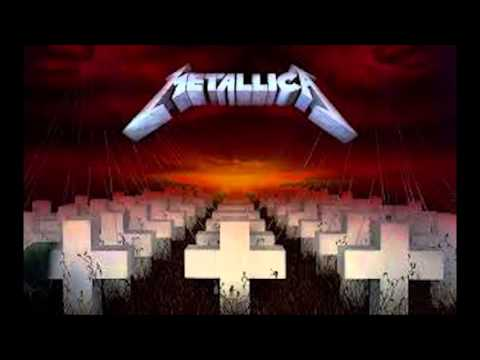 Metallica - Master of Puppets (Massively Enhanced Bass)