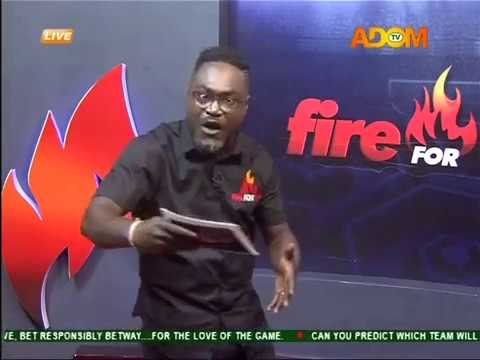 Fire 4 Fire on Adom TV (14-8-18)